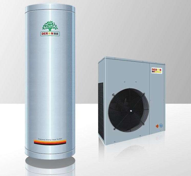 中央热水器工作过程